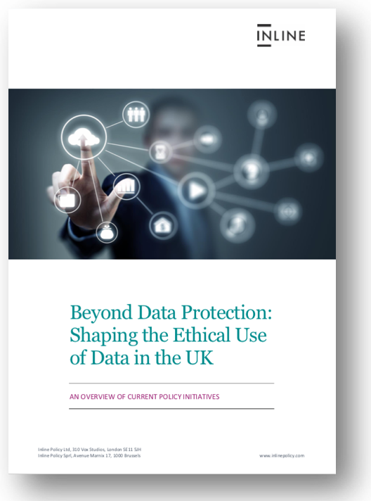 Beyond Data Protection cover with shadow