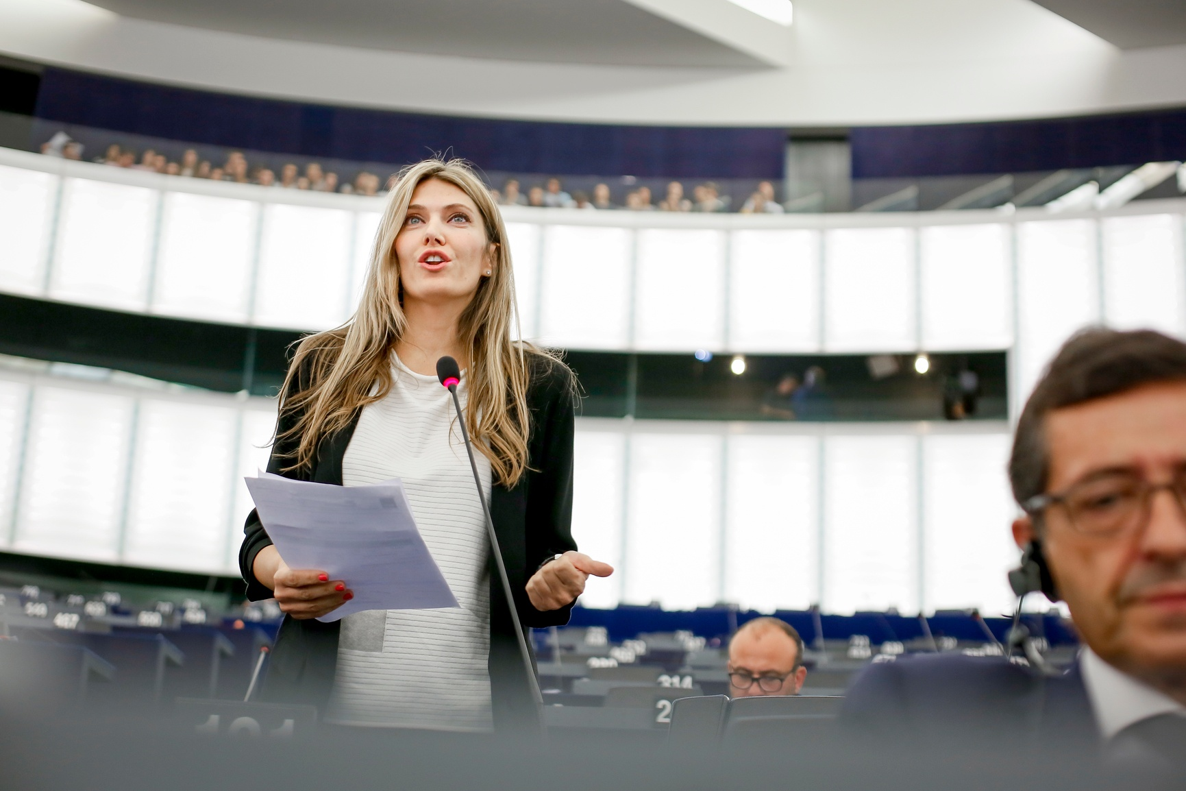 Eva Kaili MEP