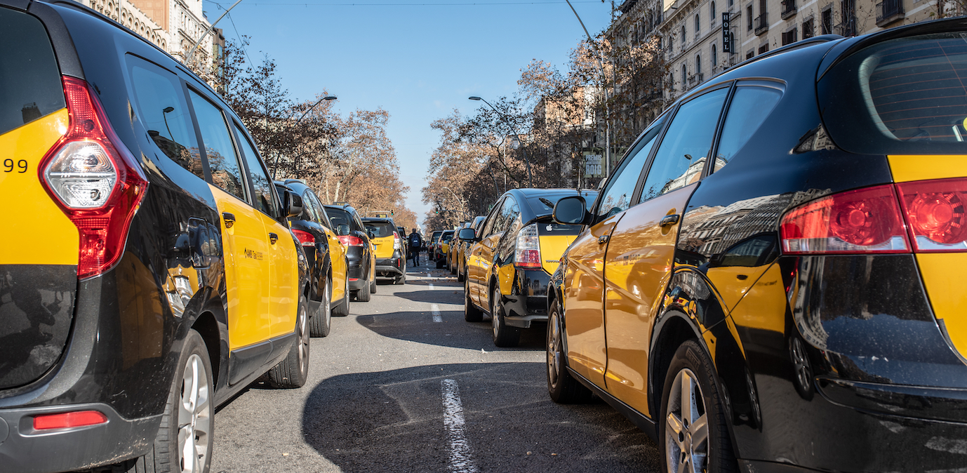 When regulation goes wrong: ride hailing in Spain