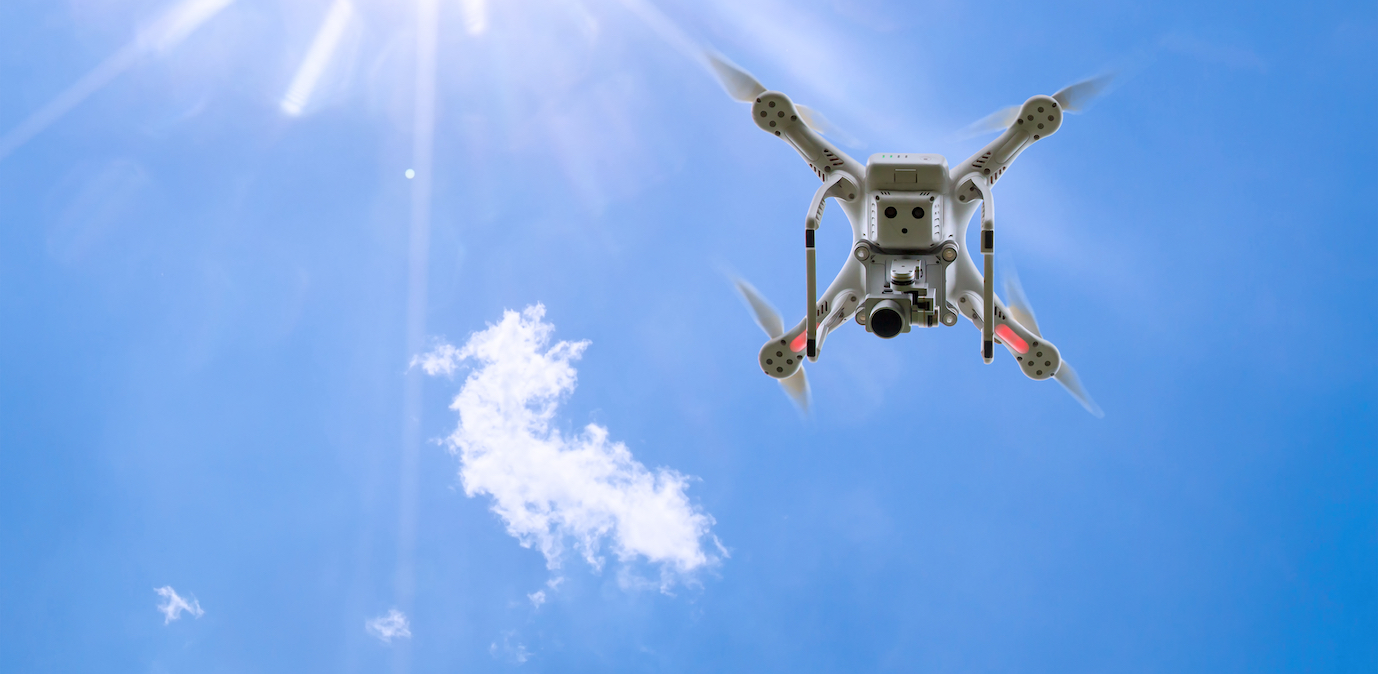 Saving lives and saving money - how public sector drone use is taking off