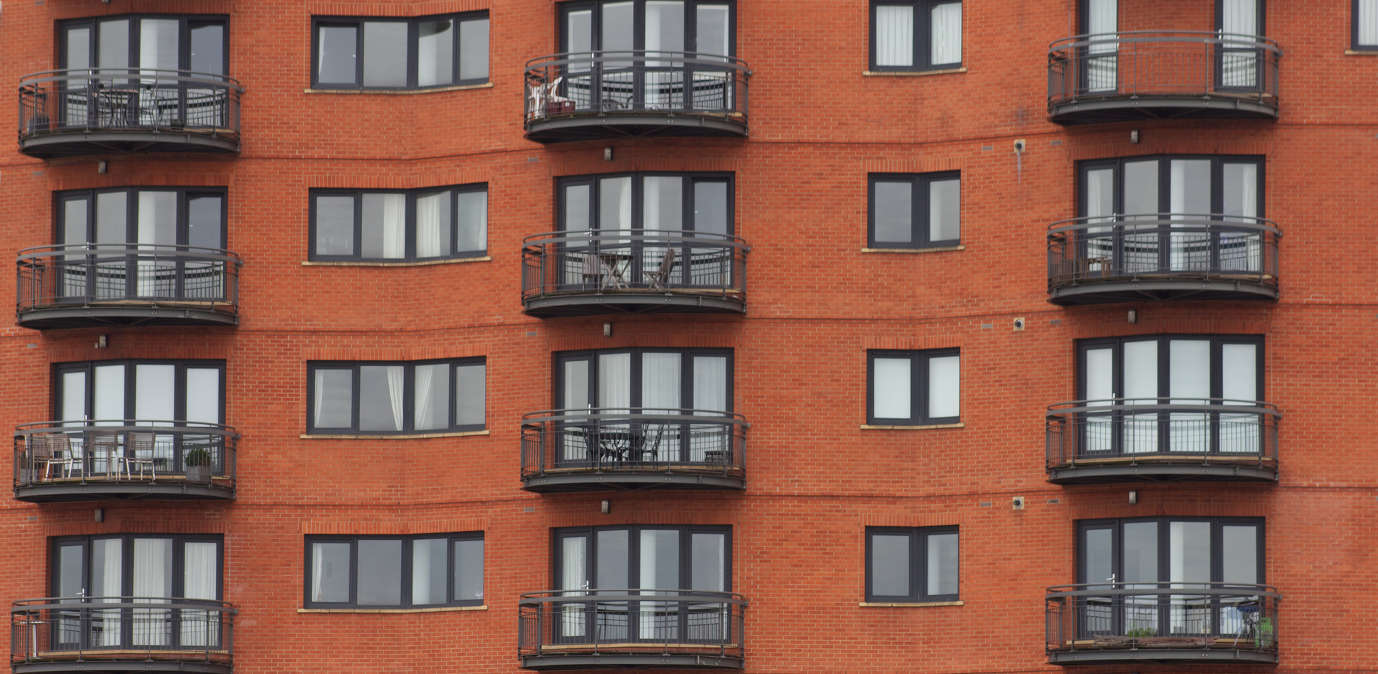 How can the financial services sector help reduce asset inequalities faced by Generation Rent?