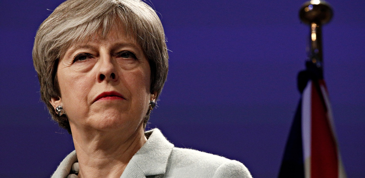 Rebels with a cause can't beat Mrs May in the game of chicken