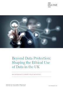 Beyond Data Protection: Shaping the Ethical Use of Data in the UK