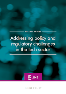 Addressing policy and regulatory challenges in the tech sector