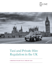 Taxi and Private Hire Regulation in the UK