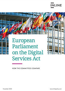 European Parliament on the Digital Services Act