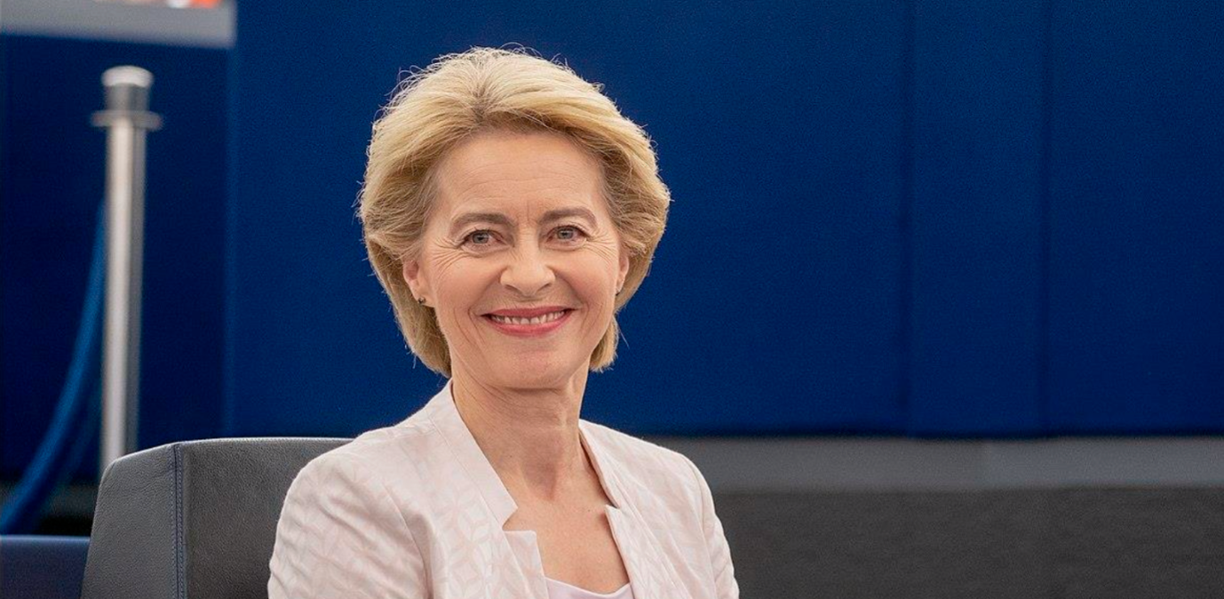 Ursula von der Leyen: Policy priorities for the tech sector